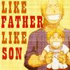 LikeFatherLikeSon. FMA Avatar by OtakuRi