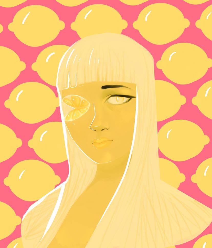 Lemone by Simonne-Alone