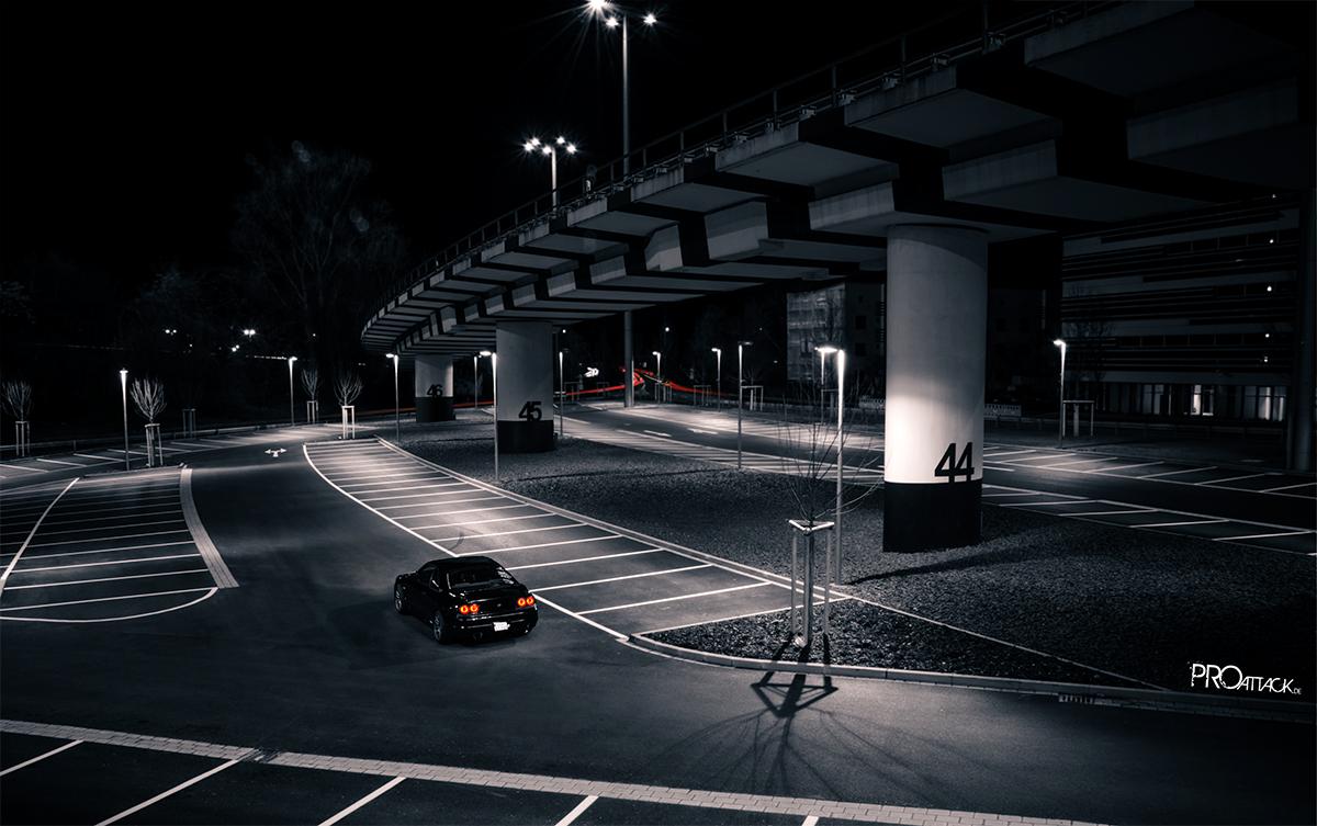 Nissan Skyline R33 by PaMa05