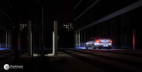 Hyundai Genesis on VOSSEN
