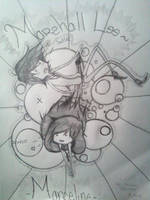 Marshall Lee x Marceline by Crazy4SasuNaru