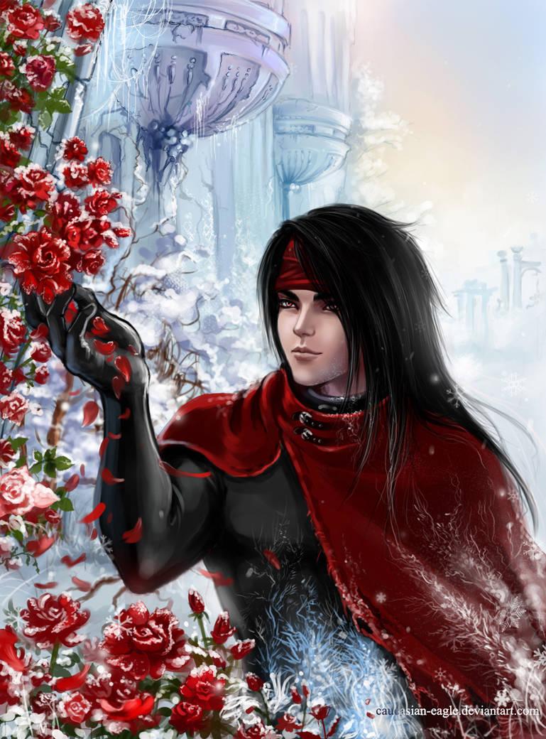 St. Vincent Valentine's by Final-FantasyVIIClub