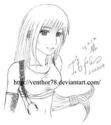 Tifa Lockhart fanart by Final-FantasyVIIClub
