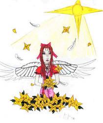 An Angel by Final-FantasyVIIClub
