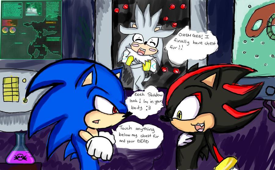Sonic Body Switch By Cmara Deviantart – Dibujos Para Colorear