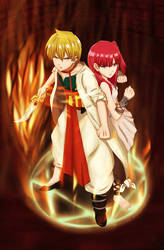 Fiery by WendyLine