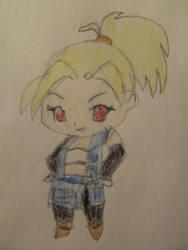 Gwen - Harvest Moon Magical Melody by LittleTorTor