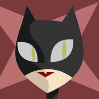 Catwoman : Black