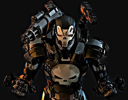 Punisher / War Machine