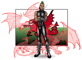 IH - DRAIG from Wales by Smitty309