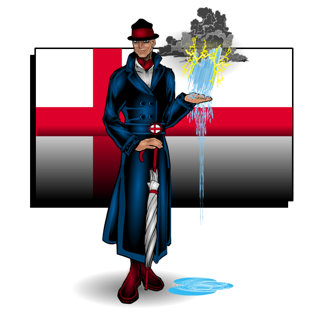 THE WEATHERMAN from England by Smitty309