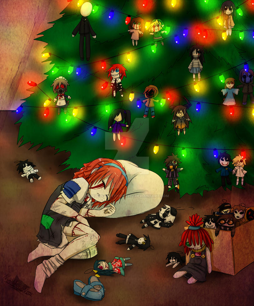 Merry Christmas 2014! by NaughtyKittyDV-1992 on DeviantArt