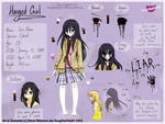 -CP/Horror OC- Hanged Girl/Iris REF 2018