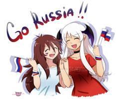 Go Russia!!