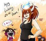 [22.05.2019] Happy Birthday, Hana!