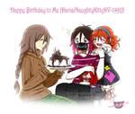 [2.09.2019] Happy Birthday to me!