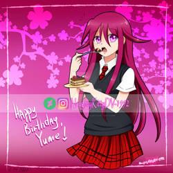 Happy Birthday, Yume!