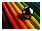 Rainbow Vortex by lukeroberts