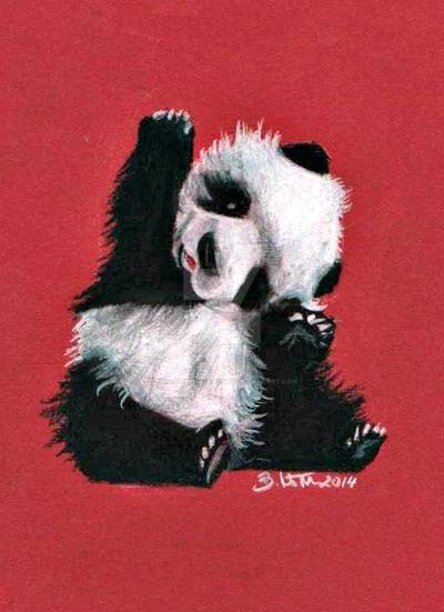 Panda by Just-a-LittleDreamer