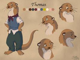 Thomas - Character Reference