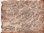 Jungle Cruise Map