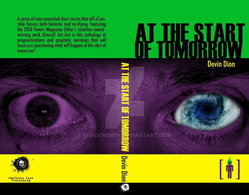 At the Start of Tomorrow final cover by shadowdion