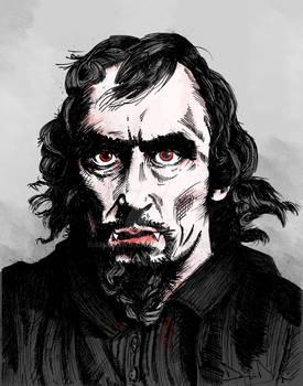 Portrait of Dracula