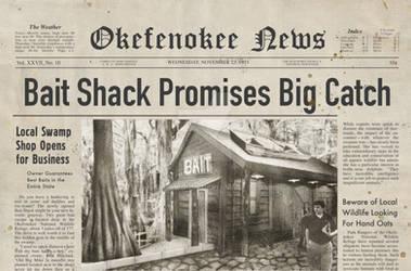 Okefenokee News