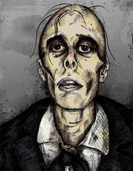 Portrait of Erik, The Phantom of the Opera