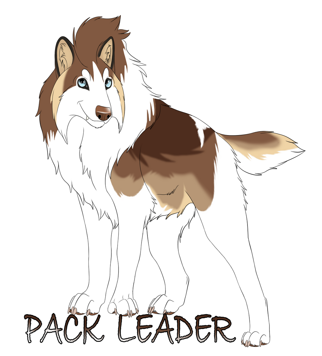 Pack Leader Logo by Themystichusky