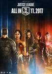 The Justice League, Film Poster