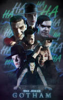 The Joker, Gotham by DigestingBat