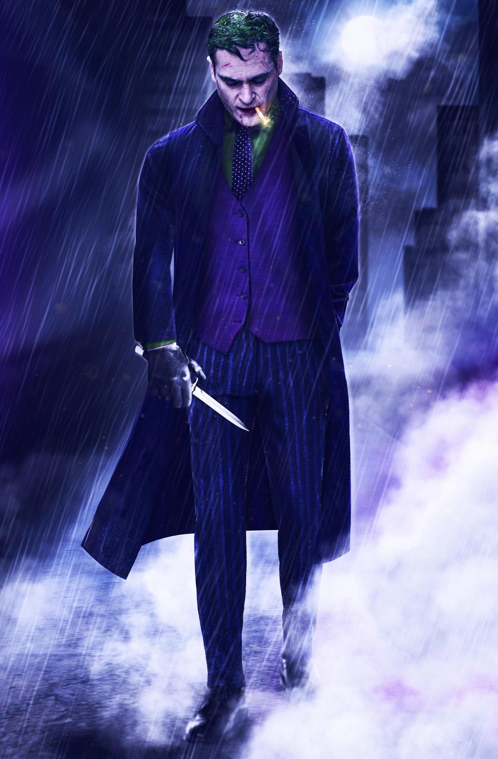 Joaquin Phoenix Joker 2019 Film By Digestingbat On Deviantart
