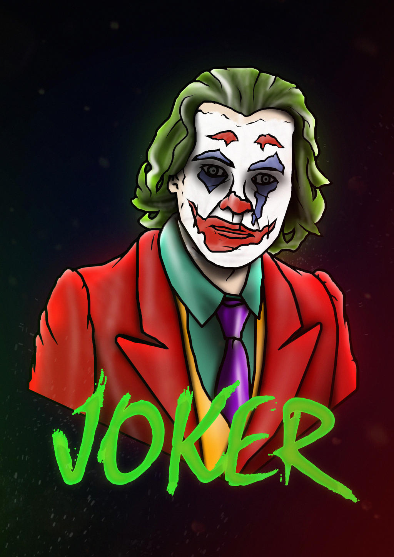 Joaquin Phoenix Joker 2019 By Digestingbat On Deviantart
