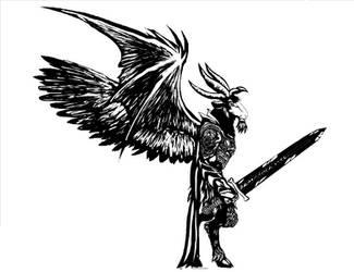 Lucifer by blackgarou
