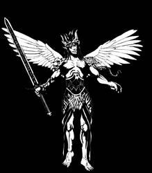 Baal by blackgarou