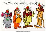 The Banana Splits 1972 (Hocus Pocus park)