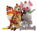 The Banana Splits 2008 (Reboot)