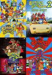 All of the banana splits movies posters