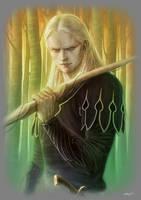 Elf of the Teleri by Ninni-V