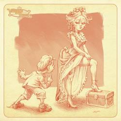 Victorian People - Childish Curiosity