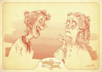 Victorian People - Exaggerated Emotions