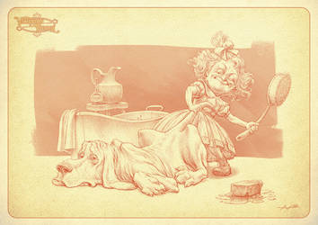 Victorian People - Bath Time
