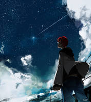 Zen - Under the Starry Sky by chrena