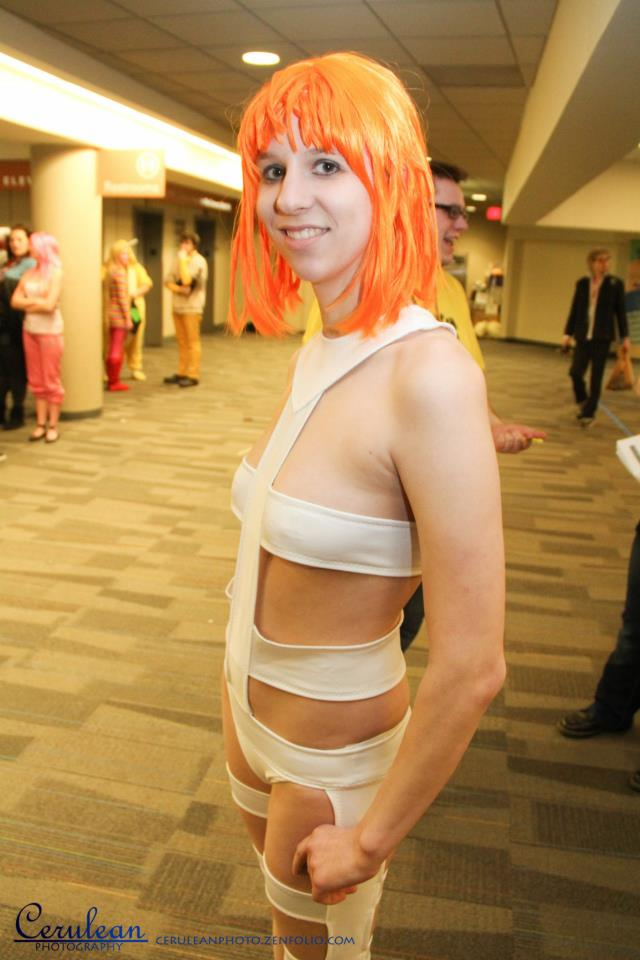 Thermal Bandage Leeloo by Sheikahchica