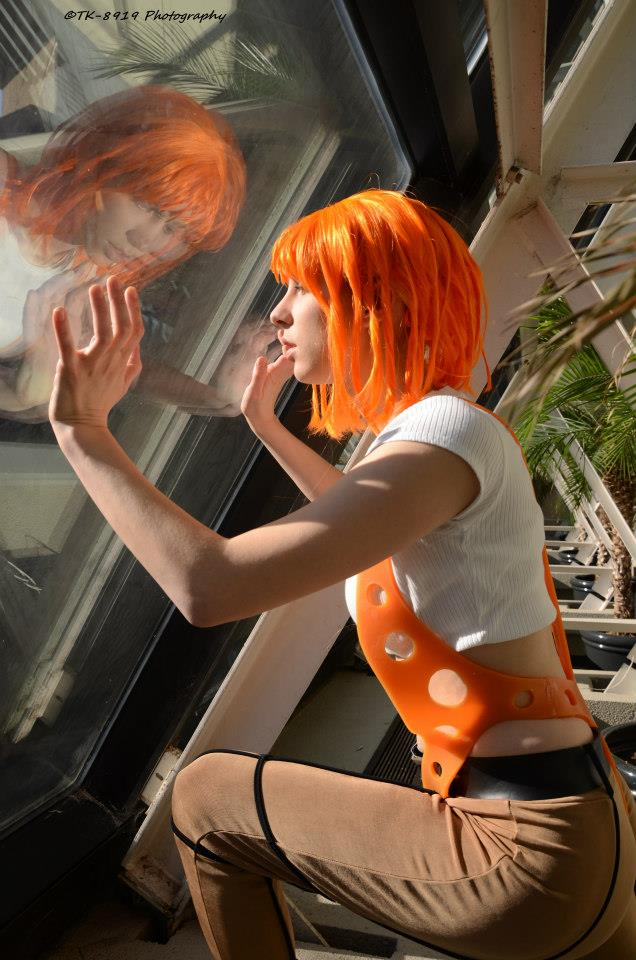 Leeloo's New World by Sheikahchica