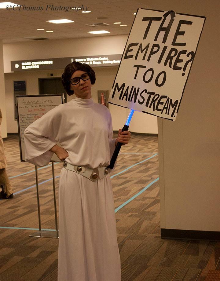 ''The Empire? Too Mainstream. I'm a Rebel.'' by Sheikahchica