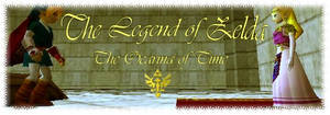 Zelda: Ocarina of Time Banner