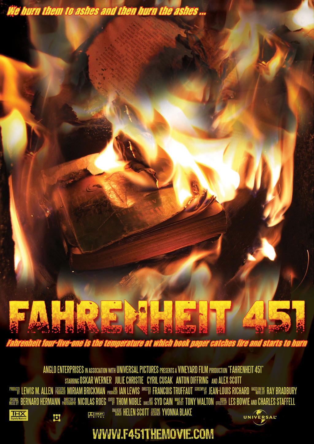 fahrenheit 451 Ray bradbury's internationally acclaimed novel fahrenheit 451 is a masterwork of twentieth-century literature set in a bleak, dystopian future.