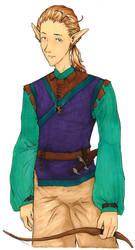 Betrayer of Kain by arilla